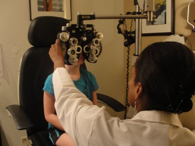 Vision Therapy Evaluation at 4D Vision Gym in CT